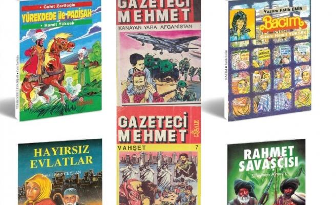 Risale Yayınları'nın Çizgi Romanlarıyla Yetişti Bir Nesil