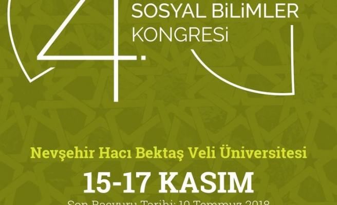 IV. Uluslararası Öğrenciler Sosyal Bilimler Kongresi Başvuruları Başladı