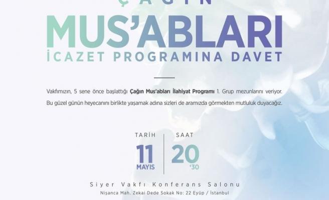 Siyer Vakfı Çağın Mus'abları İlahiyat Programı