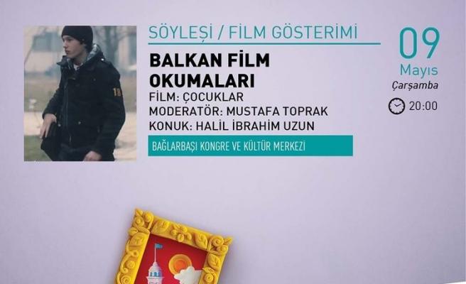 Balkan Film Okumaları