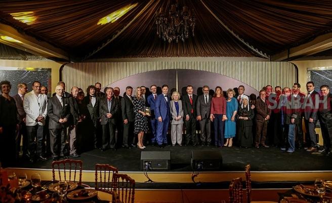 'Sabah Yıldızı' Kültür Sanat Ödülleri Sahiplerini Buldu