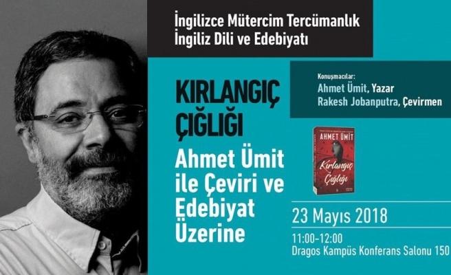 Ahmet Ümit ile Çeviri ve Edebiyat Üzerine