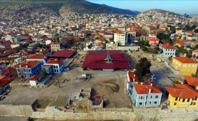Tarihi Milas evleri turizme kazandırılıyor