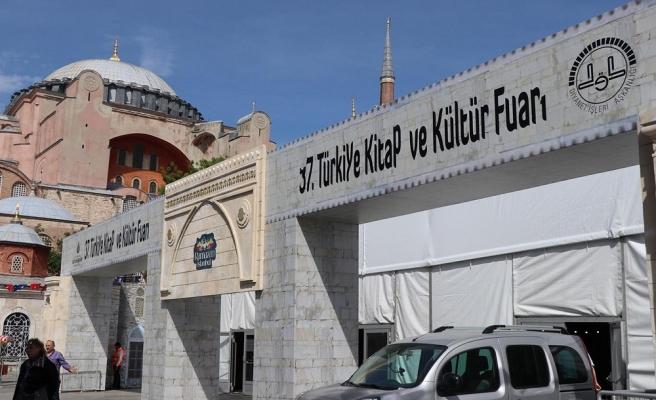 İstanbul'un Merkezinde Bir Ramazan Klasiği Kitap Fuarı