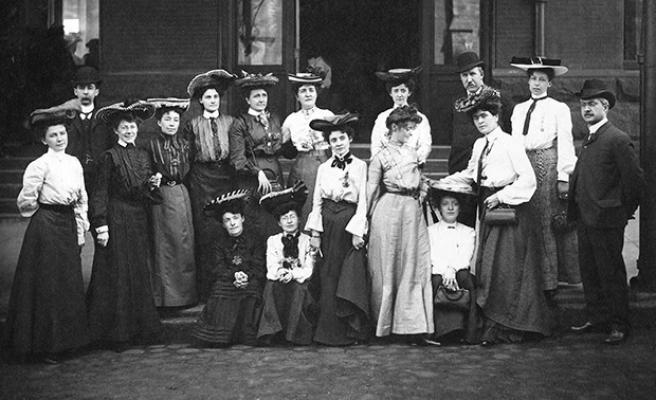 Kanada'da Kadın Hukuken 1929'da 'İnsan'dan Sayılmış