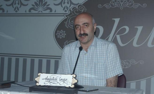 Hayrullah Cengiz 1500 Yıllık Ayasofya'yı Anlattı