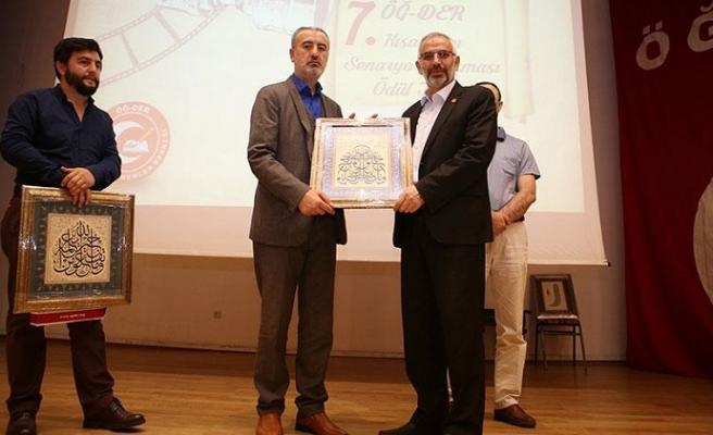 ÖĞ-DER Kısa Film Senaryo Yarışması Ödül Töreni Ankara'da Yapıldı