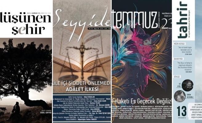 Haziran 2018 Dergilerine Genel Bir Bakış-2