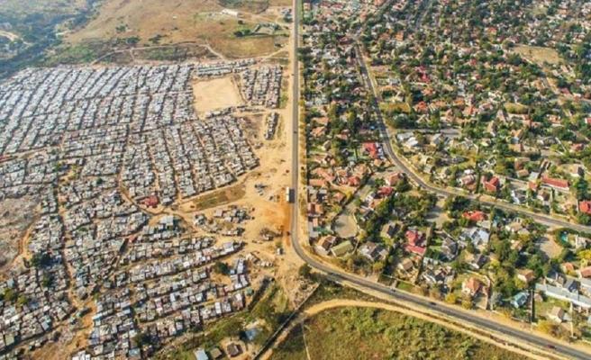 Drone Fotoğrafları 'Adaletin Bu Mu Dünya' Diyor