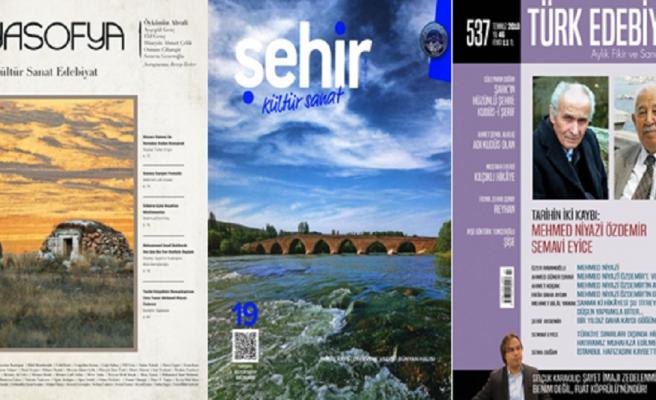 Temmuz 2018 Dergilerine Genel Bir Bakış-2