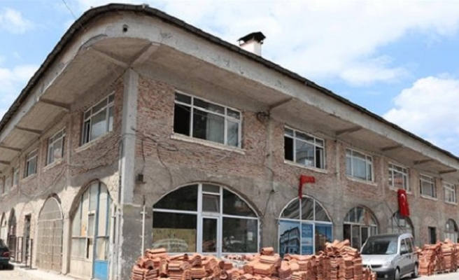 Kastamonu'da 447 Yıllık Han Gastronomi Merkezi Olacak