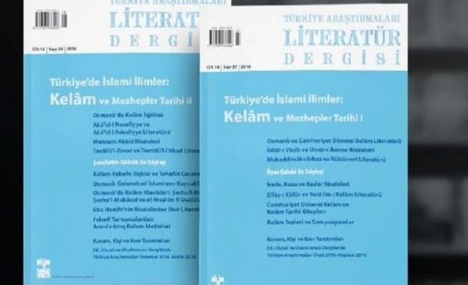 Türkiye'de İslami İlimler: Kelam ve Mezhepler Tarihi'nin İkinci Cildi Çıktı