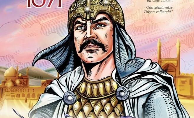 Çizgi Romanlar Tarihi Kahramanlarla Yeniden Bizlerle