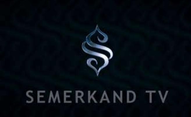Semerkand TV test yayına başladı