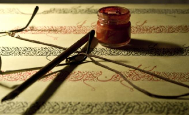Kalem kâğıda nasıl âşık olur?