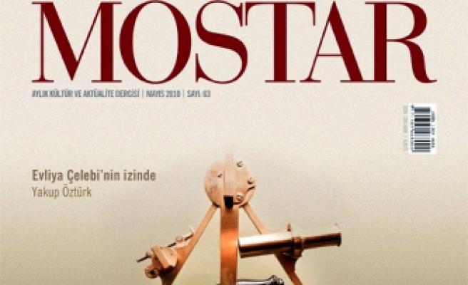 Zarif bir köprü Mostar dergisi!