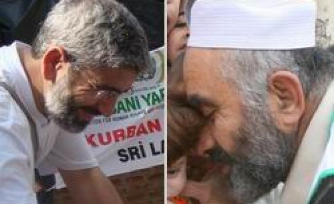 Ankara'da gıyabi cenaze namazı!