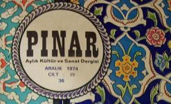 Bir Zamanlar Pınar Dergisi
