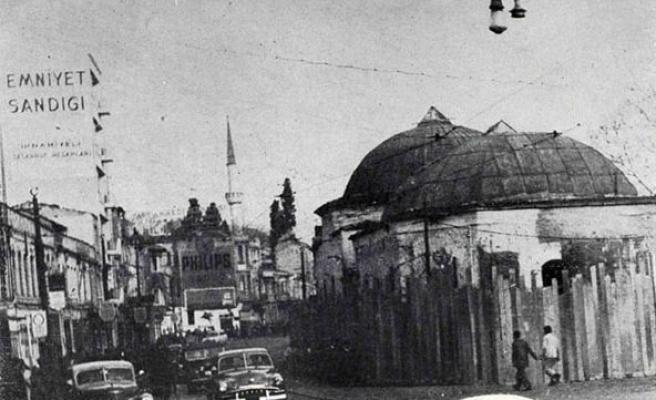 Beşiktaş'ta bir hamam vardı!