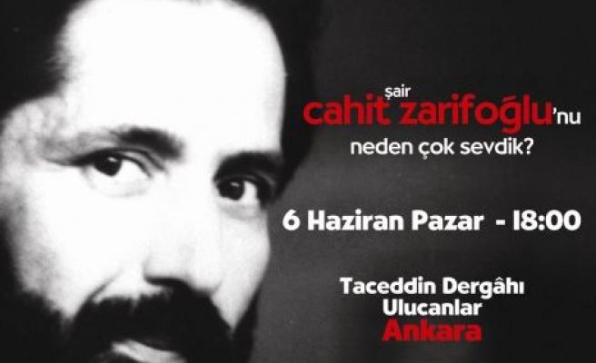 Ankara'da iki önemli etkinlik!