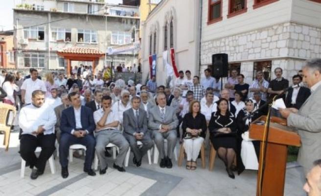Sertarikzâde Kültür Merkezi açıldı