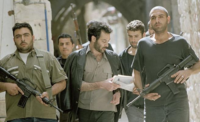 Filistin'de Film Devam Ediyor