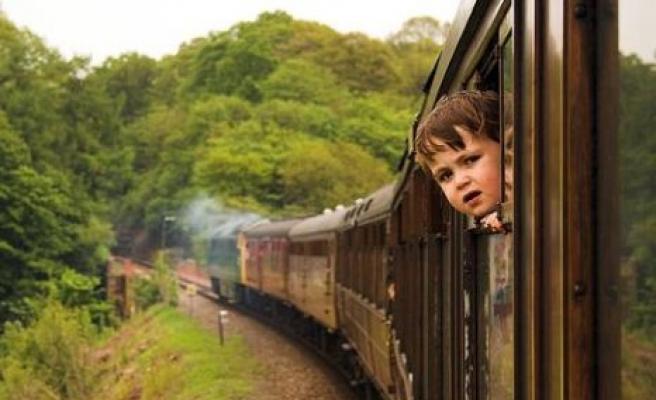 Tren gelir hoş gelir!