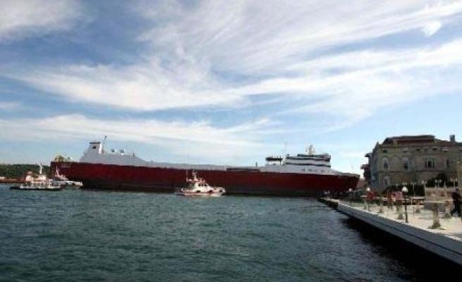 Lübnan Meryem gemisiyle yolda!