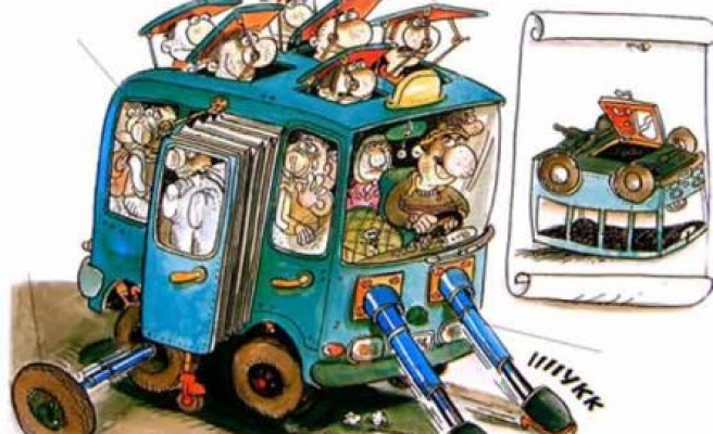 Klimasız otobüsler yasaklansın!
