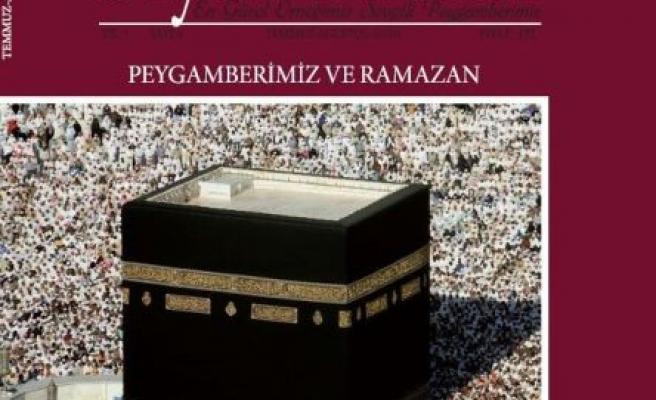 Ramazan'da Siyer-i Nebi okunur