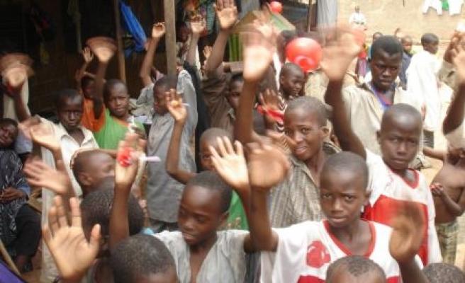 Gençler Afrika yollarında!