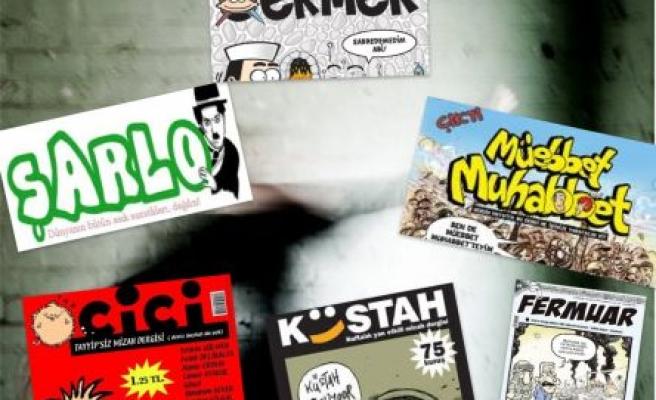 Son 3 yılda kaç dergi kapandı?