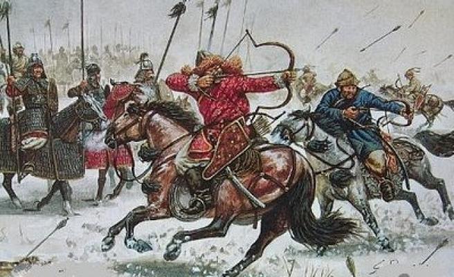 İbn Haldun'un 'çılgın' Türkleri!