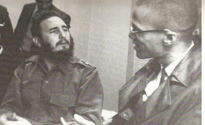 Malcolm-Fidel Castro Harlem'de!