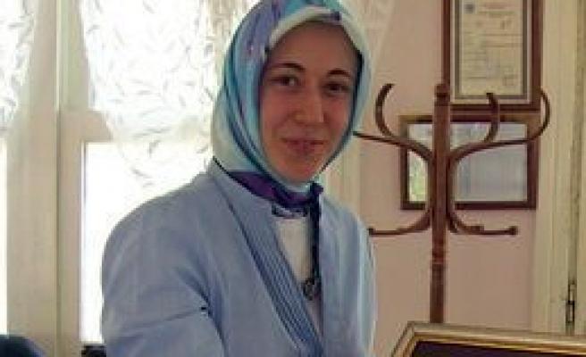 Fatma Betül ne güzel bir kuldu!