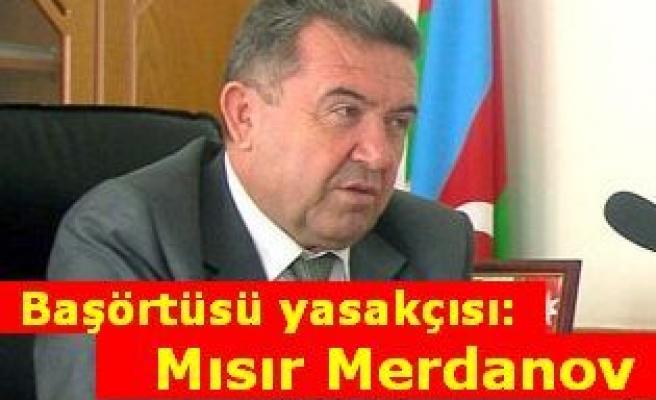 Azerbaycan'da başörtüsü yasağı!