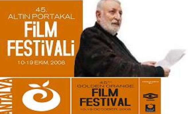 Antalya Film Festivali'nde Ödül