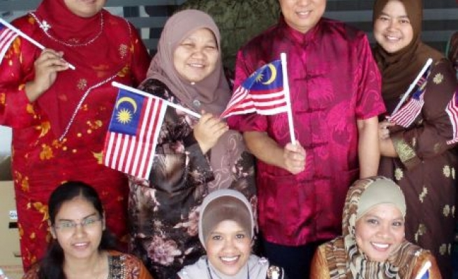 Satu Malaysia - One Malaysia!
