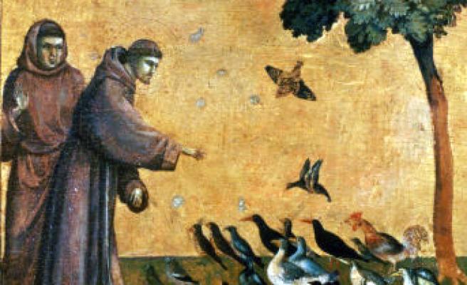Gökyüzüne merdiven dayayan Aziz