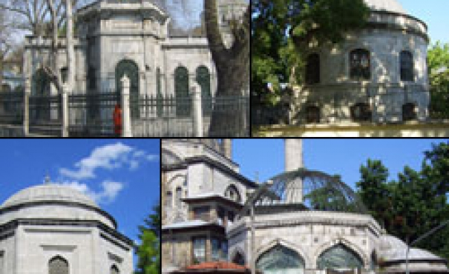 Osmanlı'nın valide sultanları ve türbeleri