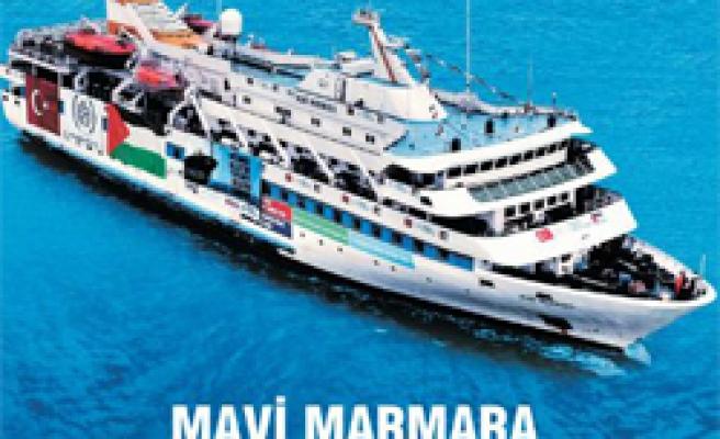 Mavi Marmara gazileri isyanda!