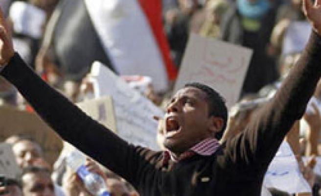 Mısır Filistin özgürlüğü denk!