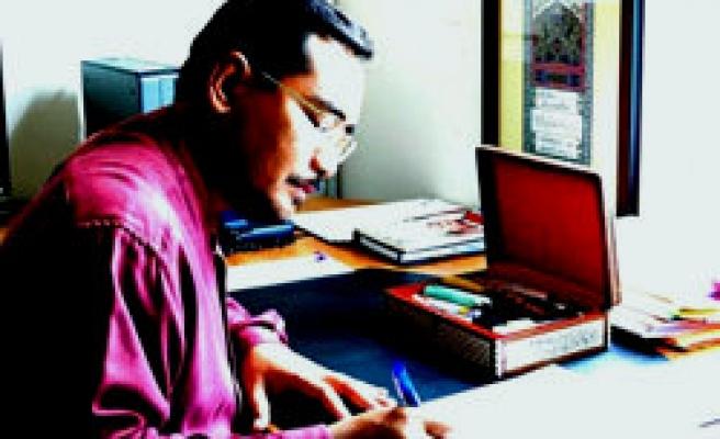 Malezyalı hattat Abdul Rahman Hamza ile hat sanatını konuştuk