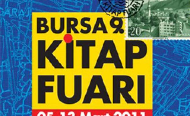 Bursa'da kitap zamanı