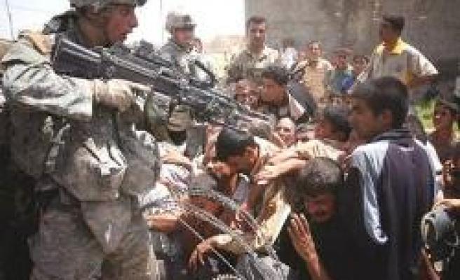 Gazetecinin gözünden Irak işgali