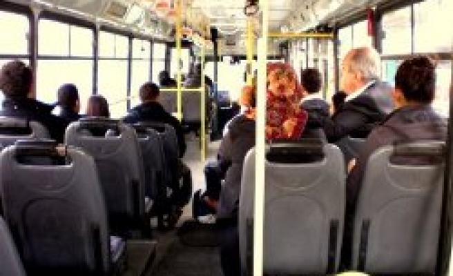 Fatih otobüsleri gergin ama içlidir