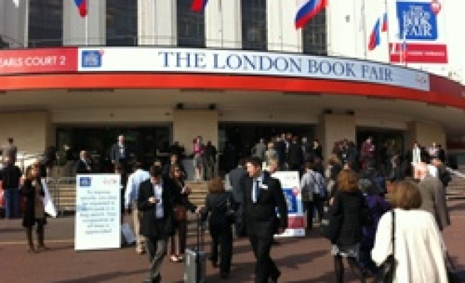 Bugünden 2013'e Londra Kitap Fuarı