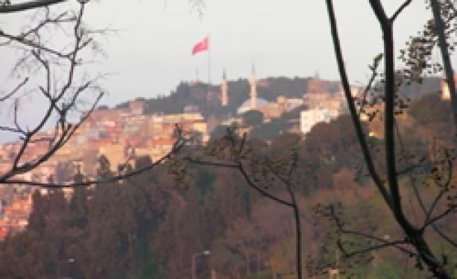 İzmir'de huzur kaynağı bir cami!