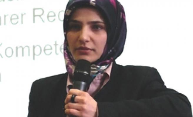 Müslüman hanımlar artık örgütleniyor