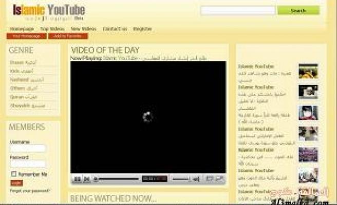Youtube'un da İslamisi var artık: http://www.isyoutube.com